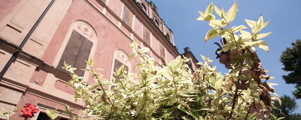 Villa Manodori - esterno