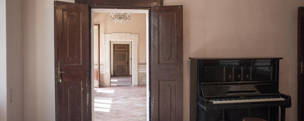 Villa Manodori - interno