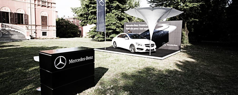 Evento Mercedes-Benz